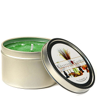 8 oz Pine Candle Tins