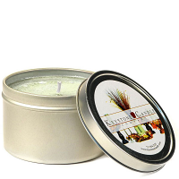 4 oz Smoke Eater Candle Tins
