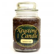 Chocolate Fudge Jar Candles 26 oz