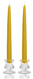 15 Inch Harvest Taper Candles