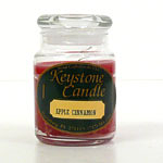 Apple Cinnamon Jar Candles 5 oz