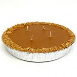 9 inch Pumpkin Pie Candles