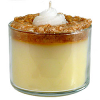 Banana Parfait Candles