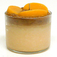Peach Parfait Candles