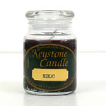 Black Cherry Jar Candles 5 oz