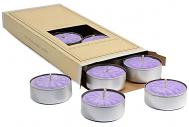 Lemon and Lavender Scented Tea Lights
