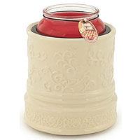 Crock Jar Warmers Cream