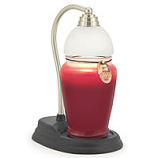 Aurora Candle Warmer Lamps Pewter
