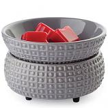 Candle Warmer & Dish Slate