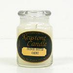 Cream Brulee Jar Candles 5 oz