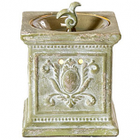 Filigree Square Tart Warmers Garden