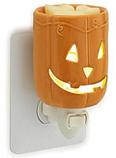 Jack O Lantern Mini Tart Burner