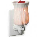 Porcelain Willow Mini Tart Warmer