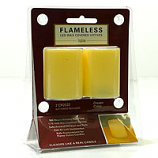 Battery Votive Candles Ivory