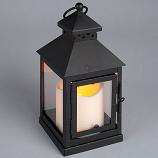 Mini Square Lantern and LED Pillar