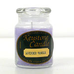 Lemon and Lavender Jar Candles 5 oz