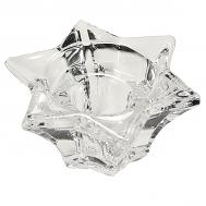 Star Glass Taper Holders Small