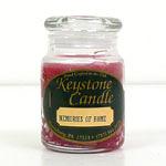 Memories of Home Jar Candles 5 oz