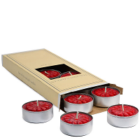 Red Hot Cinnamon Scented Tea Lights