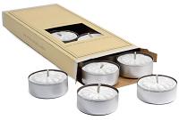 Vanilla Cream Scented Tea Lights
