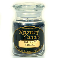 Night  Before  Christmas Jar Candles 5 oz