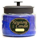 Blue Christmas 64 oz Montana Jar Candle