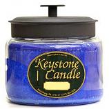 Blue Christmas 64 oz Montana Jar Candle