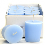 Beach Towel Scented Votive Candles