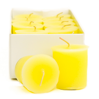 Tropical Pineapple Scented Votive Candles