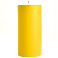 3 x 6 Tropical Pineapple Pillar Candles