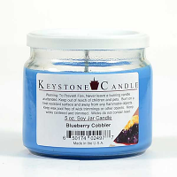 Blueberry Cobbler Soy Jar Candles 5 oz