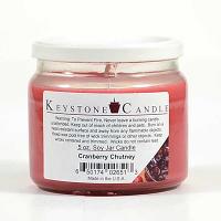 Cranberry Chutney Soy Jar Candles 5 oz
