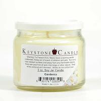Gardenia Soy Jar Candles 5 oz