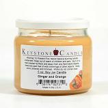 Ginger and Orange Soy Jar Candles 5 oz
