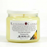 Honeysuckle Soy Jar Candles 5 oz