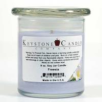 Freesia Soy Jar Candles 8 oz