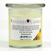 Honeysuckle Soy Jar Candles 8 oz