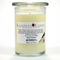 Baby Powder Soy Jar Candles 12 oz Madison
