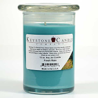Fresh Rain Soy Jar Candles 12 oz Madison