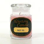 Sweet Pea Jar Candles 5 oz