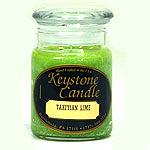 Tahitian Lime Jar Candles 5 oz