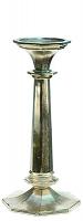 Aluminum Candlestick 19 Inch