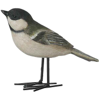 Chickadee Bird Accent
