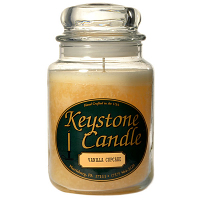 Vanilla Cupcake Jar Candles 26 oz