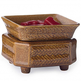 Candle Warmer & Dish Wicker