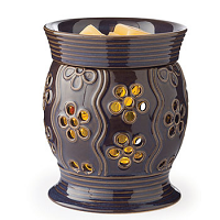 Glimmer Fragrance Warmer Bloom