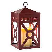 Mission Lantern Candle Warmer Brick