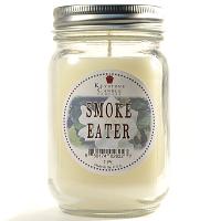 Smoke Eater Mason Jar Candle Pint