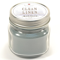 Clean Cotton Mason Jar Candle Half Pint