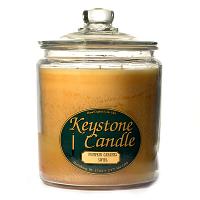 Pumpkin Caramel Swirl Jar Candles 64 oz